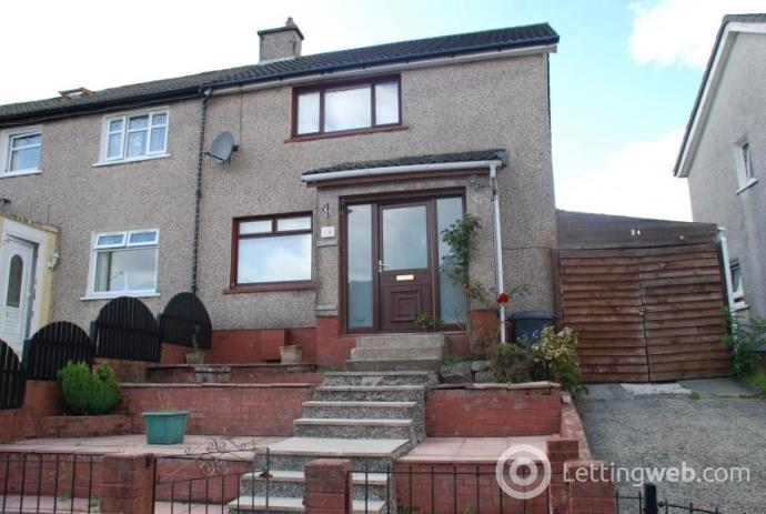 Property to rent in Caithness Road, GREENOCK UNFURNISHED