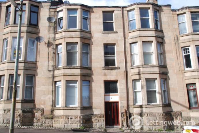 Property to rent in Brachelston Street, GREENOCK UNFURNISHED