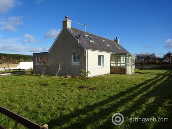 Property to rent in Muir Of Lochs, Garmouth