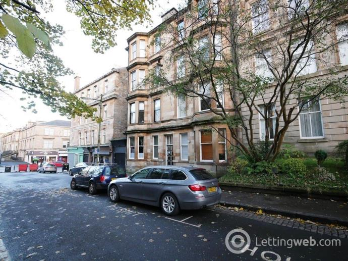 Property to rent in OAKFIELD AVENUE, GLASGOW, G12 8JF