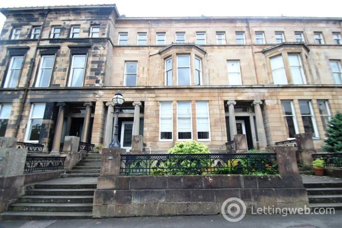Property to rent in HYNDLAND ROAD, GLASGOW, G12 9UZ
