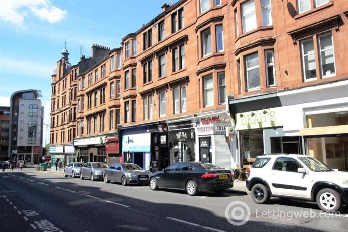 Property to rent in BYRES ROAD, GLASGOW, G11 5RD