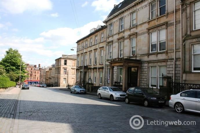 Property to rent in LYNEDOCH STREET, GLASGOW, G3 6AA