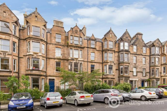 Property to rent in 52 1F2  Marchmont Crescent, Marchmont