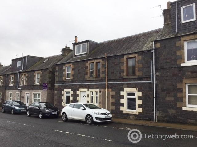 Property to rent in Wood Street, Galashiels, Borders, TD1 1QX