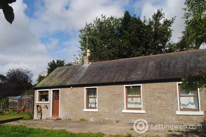 Property to rent in The Cottage Crombie Mill, Arbroath