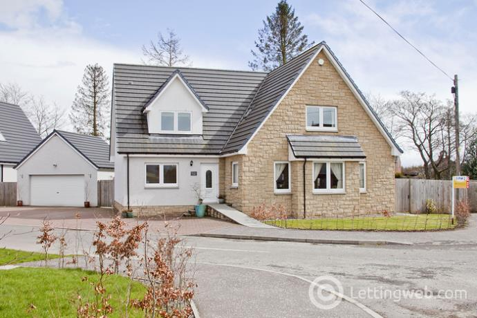Property to rent in 1 Smiddy Haugh, Memus, Forfar