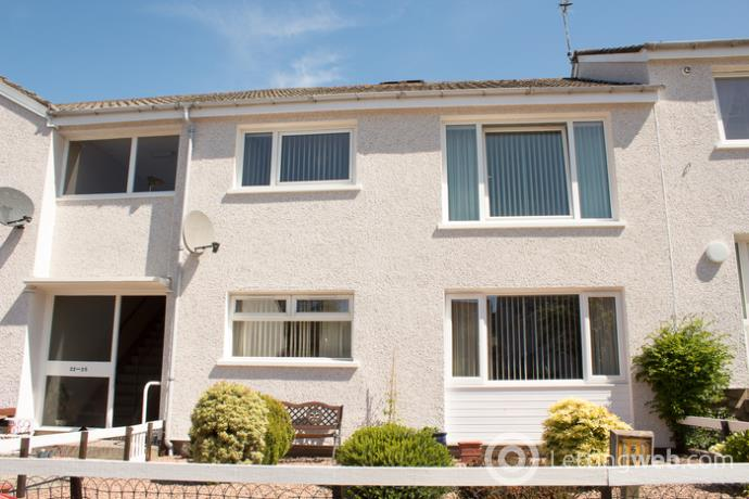 Property to rent in 24 Pitreuchie Place, Forfar
