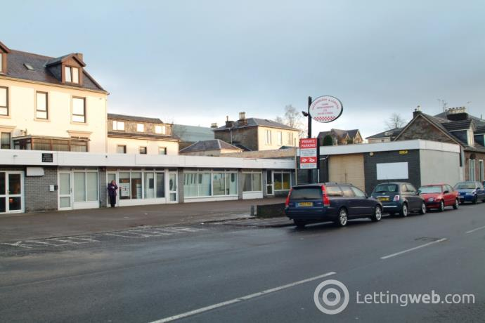 Property to rent in West King Street, Helensburgh, G84 8EB