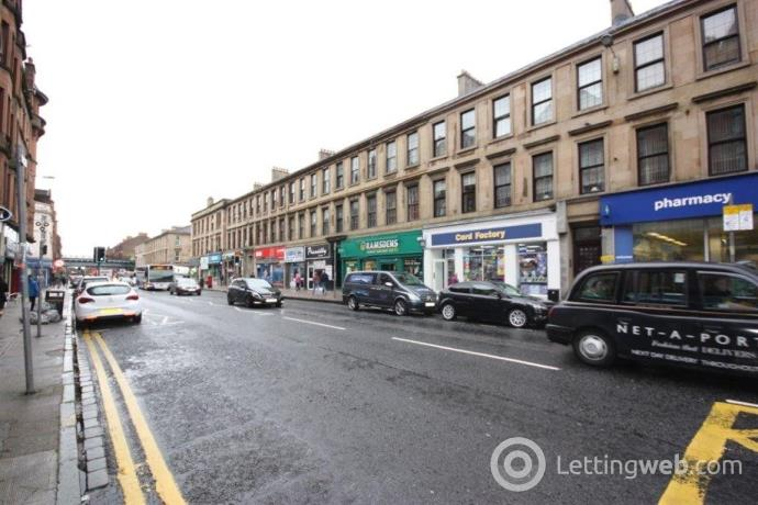 Property to rent in FLAT 1/3, 376 DUMBARTON ROAD, GLASGOW, G11 6RZ