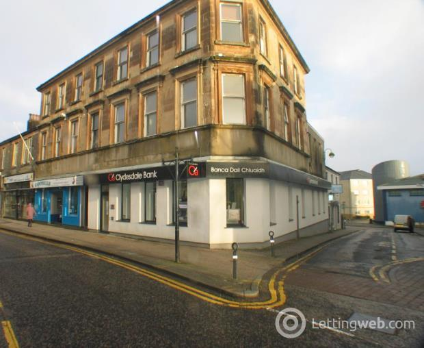 Property to rent in Argyll Street, Dunoon, Argyll and Bute