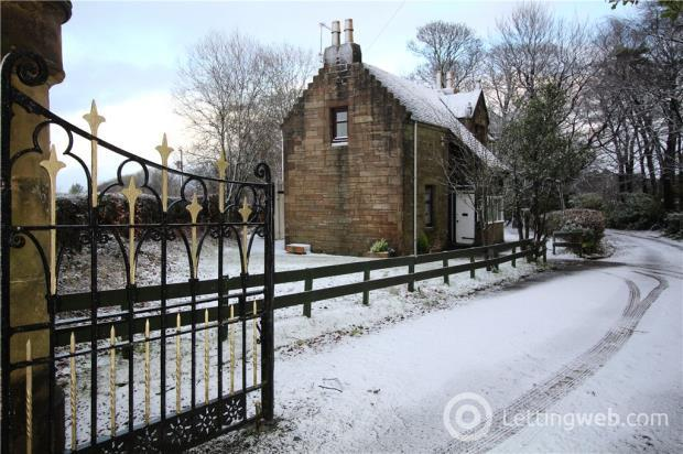 Property to rent in Giffen Lodge, Dalry, North Ayrshire