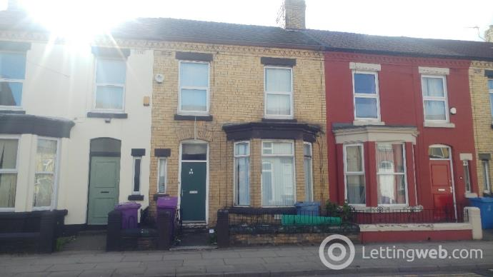 Property to rent in Gainsborough Road, Wavertree, Liverpool, L15 3HU