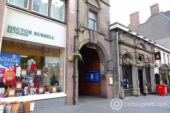 Property to rent in Carrubbers Close, Old Town, Edinburgh, EH1 1SJ