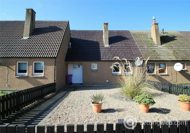 Property to rent in 34 Bailey Place, Lossiemouth, Moray