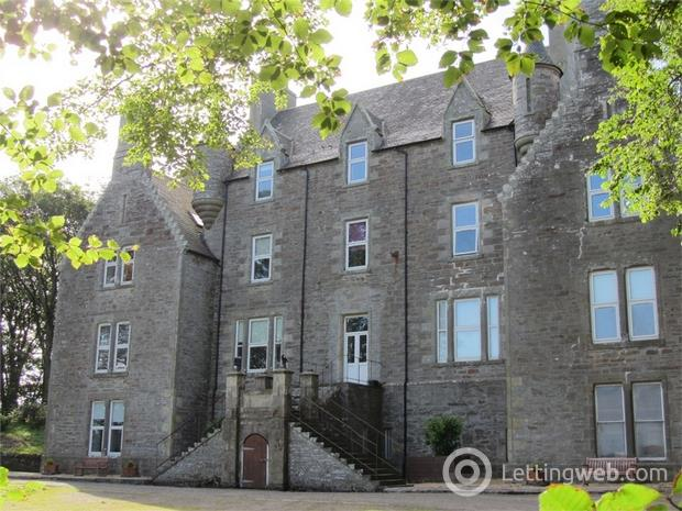 Property to rent in Flat 5 Braal Castle, Halkirk, Caithness