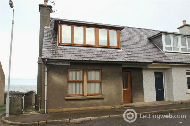 Property to rent in Forteath Street, Burghead, Moray