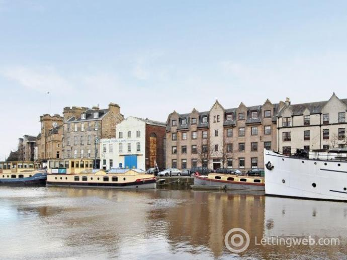 Property to rent in 8 Shore, Maritime House, EH6