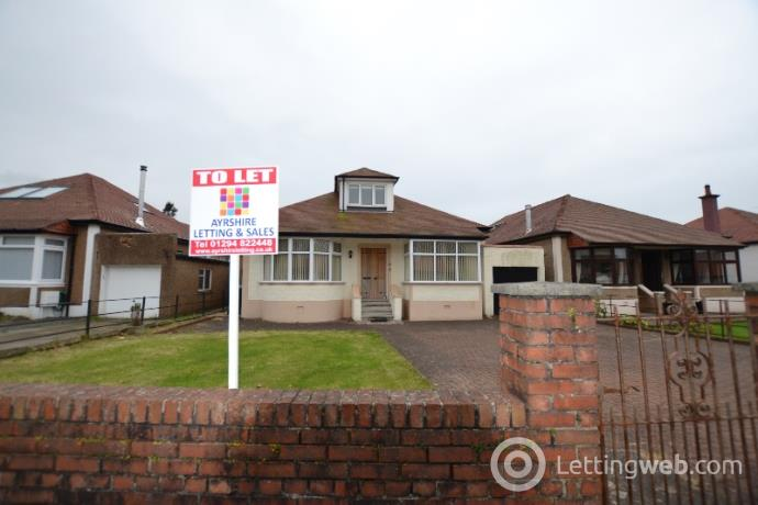 Property to rent in Barr Crescent, Largs, North Ayrshire, KA30 8PX
