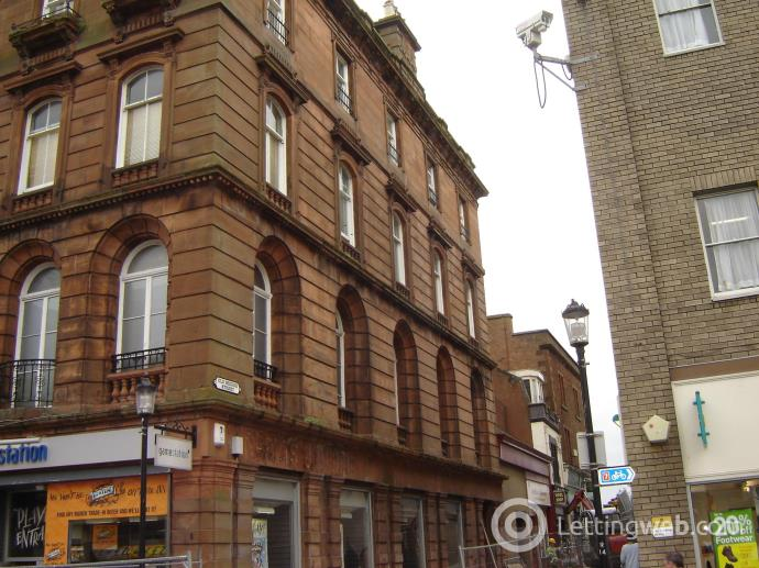 Property to rent in 1A Old Bridge Street, Ayr