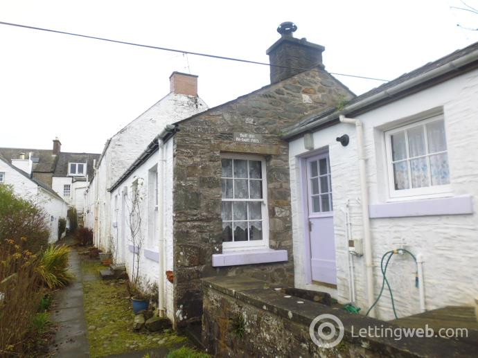 Property to rent in Lavender Door, Greengate Close, 44 High Street, Kirkcudbright