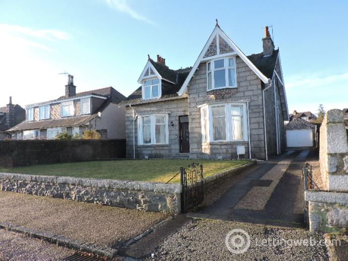 Property to rent in St. Johns Terrace, Mannofield, Aberdeen, AB15 7PH