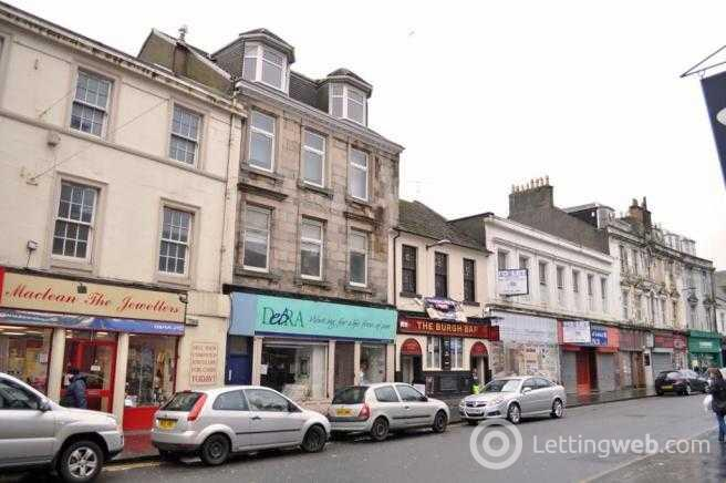 Property to rent in High Street, Dumbarton