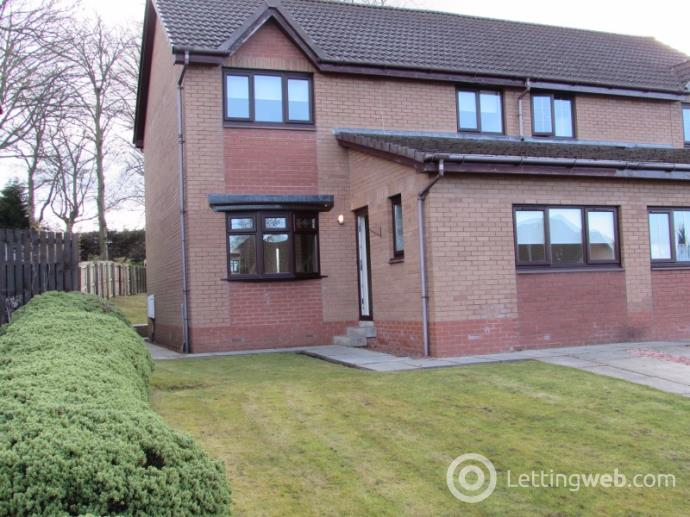 Property to rent in McPhail Avenue, Newarthill, North Lanarkshire, ML15TS