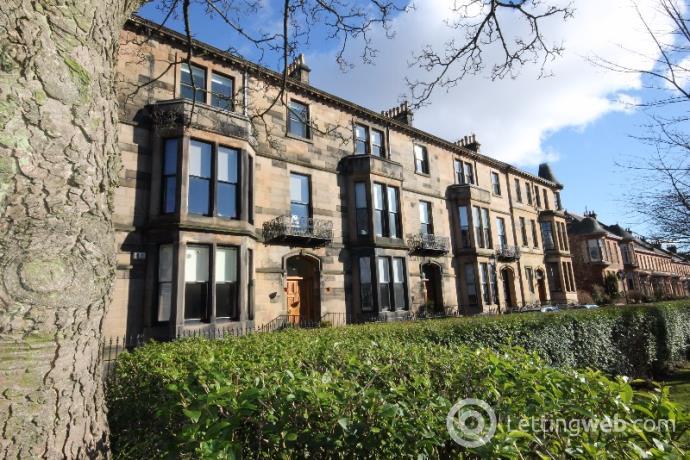 Property to rent in Kingsborough Gardens, Dowanhill, Glasgow, G12 9NJ
