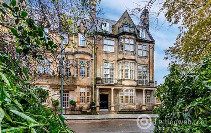 Property to rent in Lowther Terrace, Kirklee, Glasgow, G12 0RN