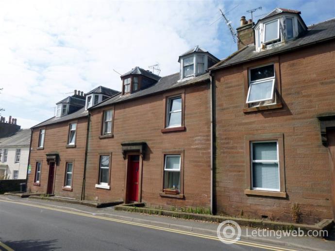 Property to rent in 2C Westpark Terrace, Dumfries, DG2 7SU