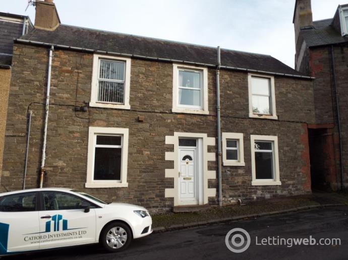 Property to rent in 2 Green Terrace, Hawick, TD9 0JG