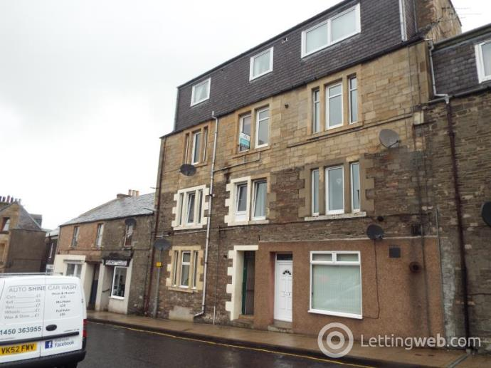 Property to rent in O'connell Street, Hawick , TD9