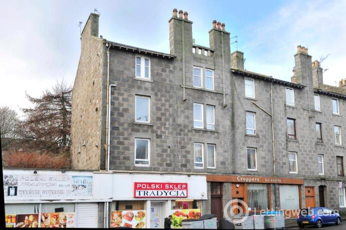 Property to rent in Skene Square, City Centre, Aberdeen, AB25 2UU