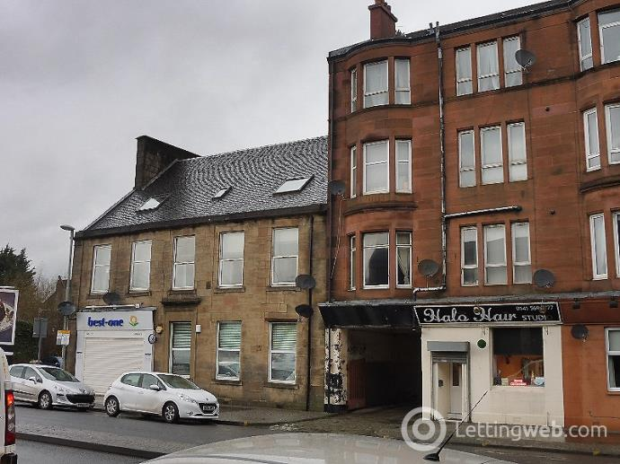 Property to rent in St James Street, Paisley, Renfrewshire, PA3 2JR