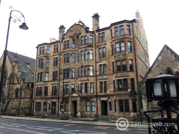 Property to rent in University Avenue, West End, Glasgow, G12 8NN