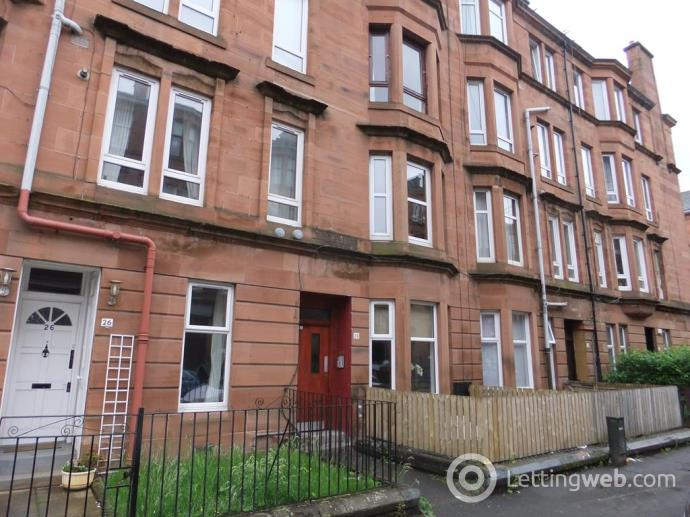 Property to rent in 0/2, 24 Apsley Street, GLASGOW, G11 7ST