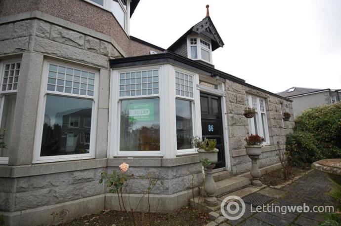 Property to rent in Hammerfield Avenue, Aberdeen, AB10 7FE