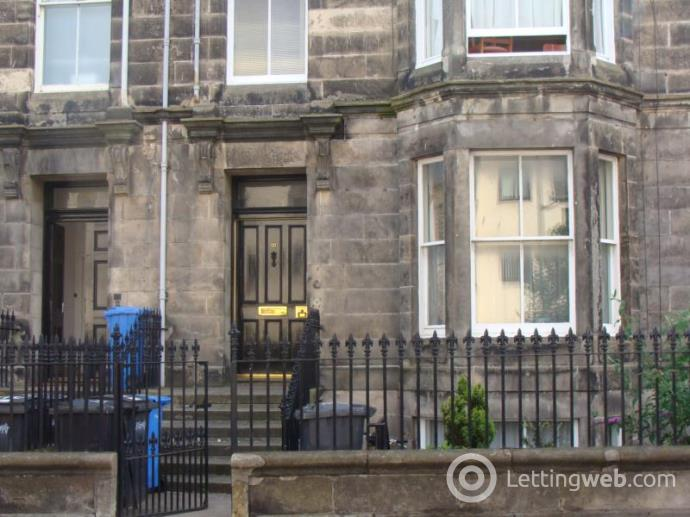 Property to rent in 10A Alexandra Place, St.Andrews, KY16 9XD
