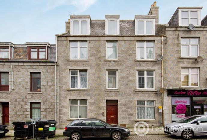 Property to rent in Ashvale Place, West End, Aberdeen, AB10 6PX