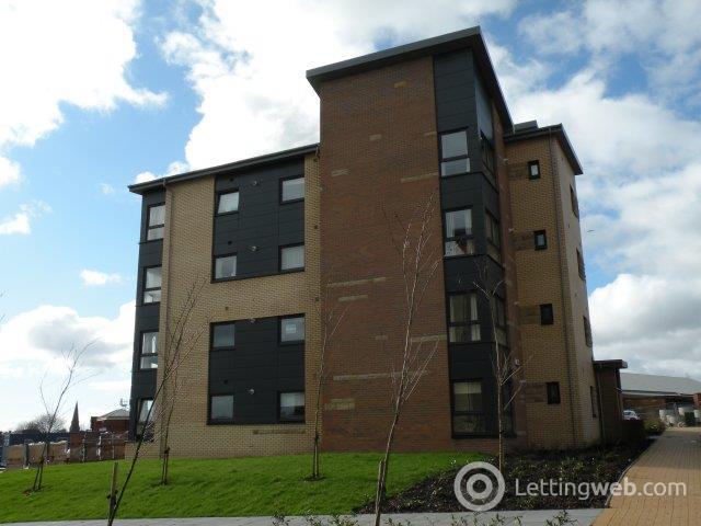 Property to rent in Mount Pleasant Way, Kilmarnock