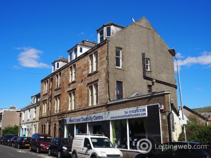 Property to rent in Bath Street, Largs, North Ayrshire, KA30 8BL