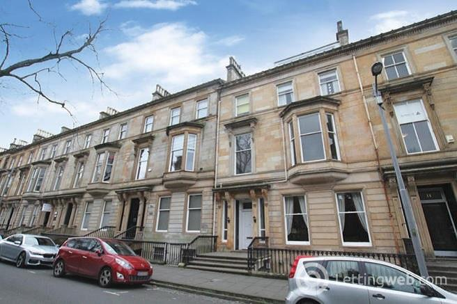 Property to rent in Clairmont Gardens, Park, Glasgow G3