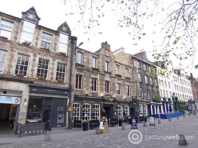 Property to rent in Grassmarket, City Centre, Edinburgh
