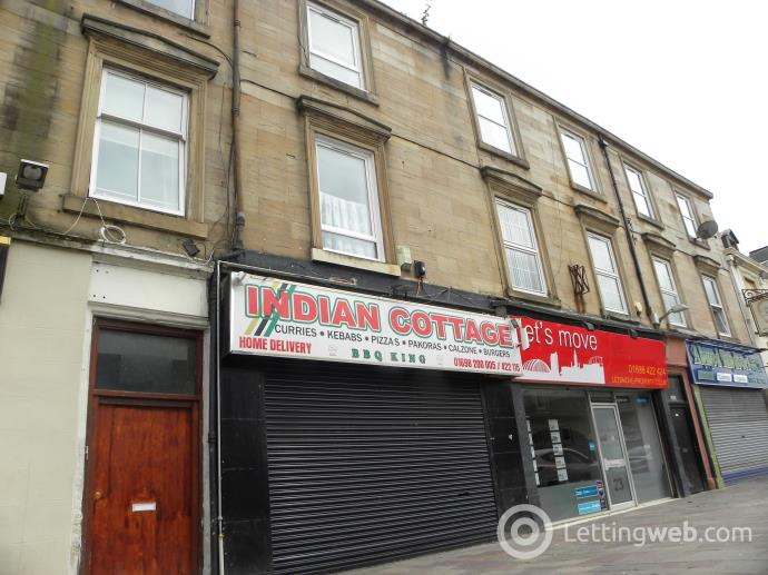 Property to rent in Townhead Street, Hamilton, Lanarkshire, ML3