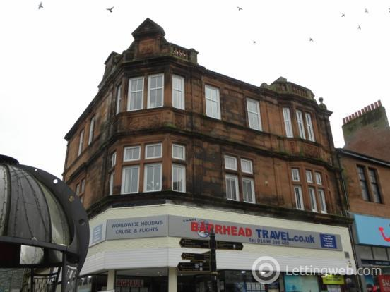 Property to rent in Flat 5 4 Regent Way Hamilton ML3 7AJ