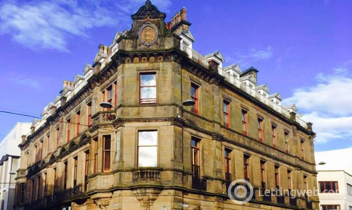 Property to rent in Queensgate Apartment, Inverness, IV1 1DA