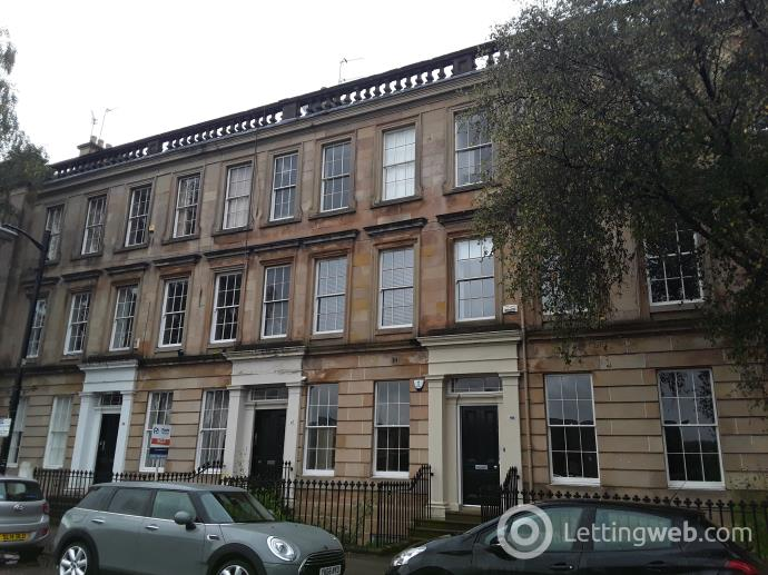 Property to rent in St. Vincent Crescent, Glasgow, G3