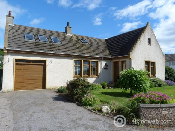 Property to rent in Park House, Park Place, Lossiemouth, IV31 6DW