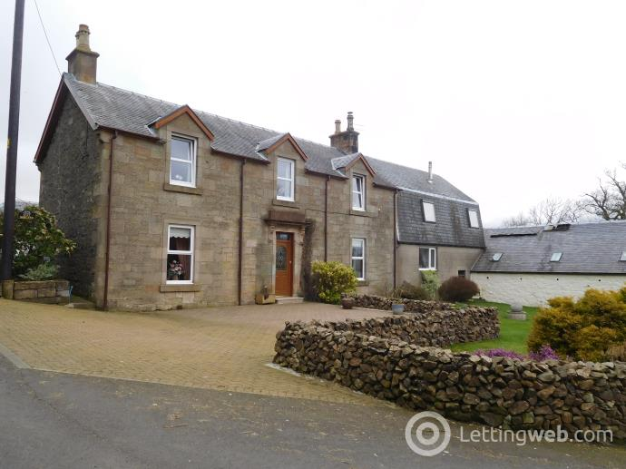 Property to rent in East Borland Farm House, Dumfries Road, Cumnock